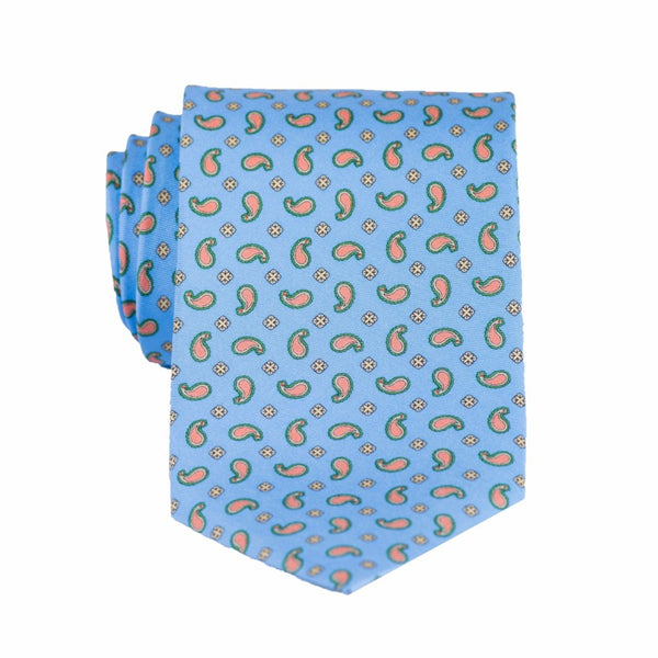 Fall Pine - Print Regular Tie