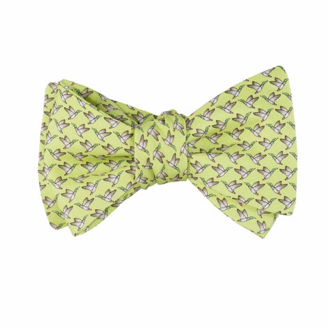 In Flight - Print Bow Tie