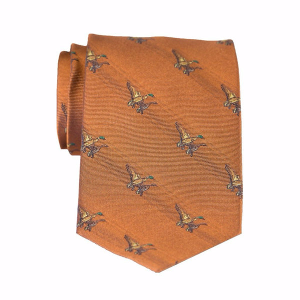 Mallards - Woven Regular Tie