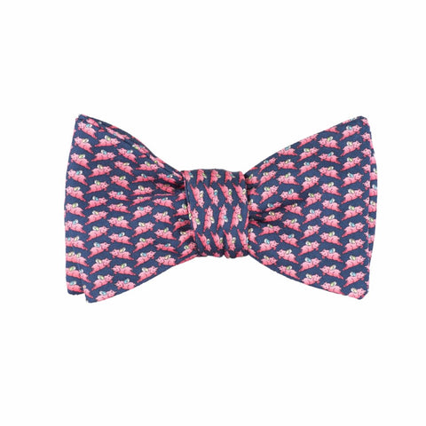 When Pigs Fly - Print Bow Tie