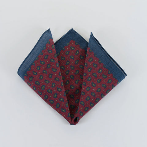 Pines - Pocket Square
