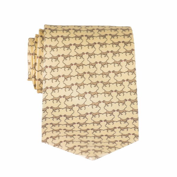Retriever - Print Regular Tie