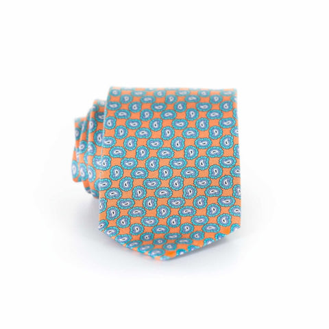 Clay - Print Regular Tie
