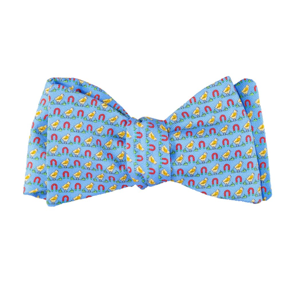 3310129a01bf Chick Magnet - Print Bow Tie – Peter-Blair Accessories