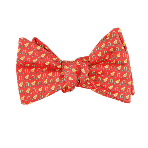 Chick Magnet - Print Bow Tie