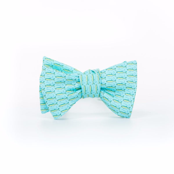 Hooked - Print Bow Tie
