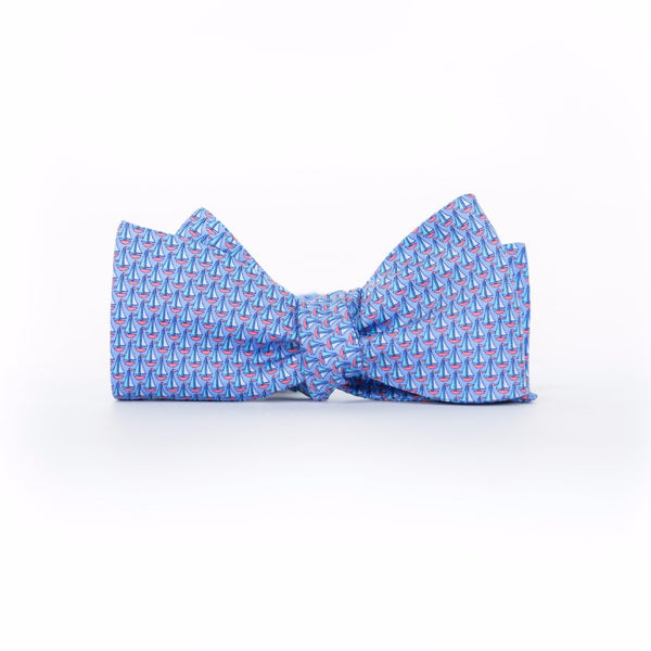 Sail Away - Print Bow Tie