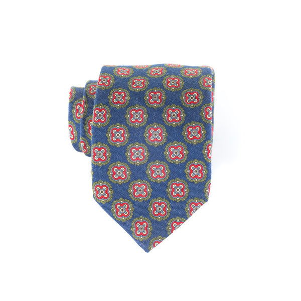 Chincoteague- Print Regular Tie