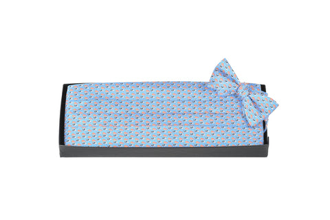 Cow Pie - Print Cummerbund Set
