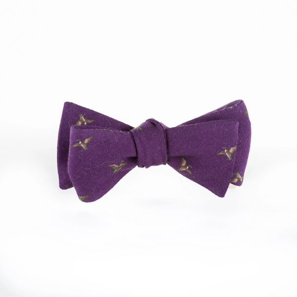 Flying Mallards - Print Bow Tie
