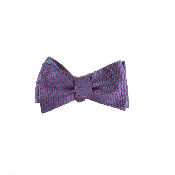 Houndstooth - Woven Bow Tie