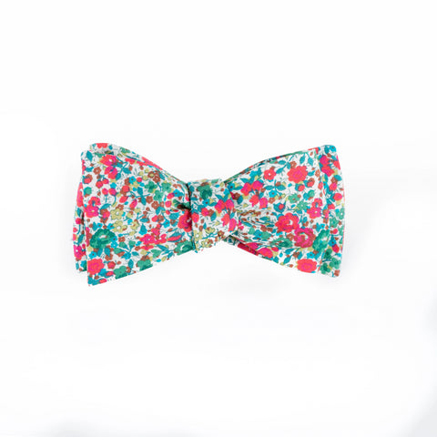 Liberty Prints 43 Pink - Bow Tie