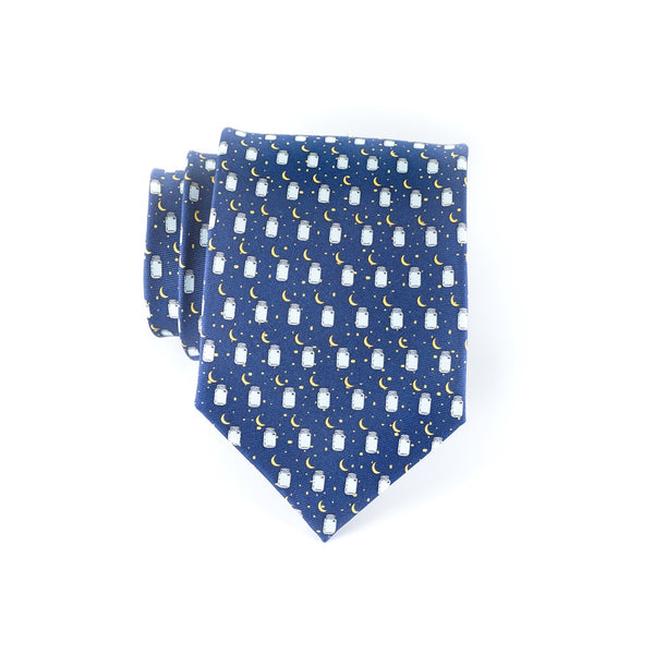 Moonshine - Print Regular Tie
