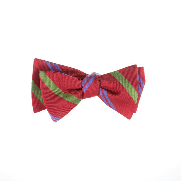 Riverview - Woven Bow Tie
