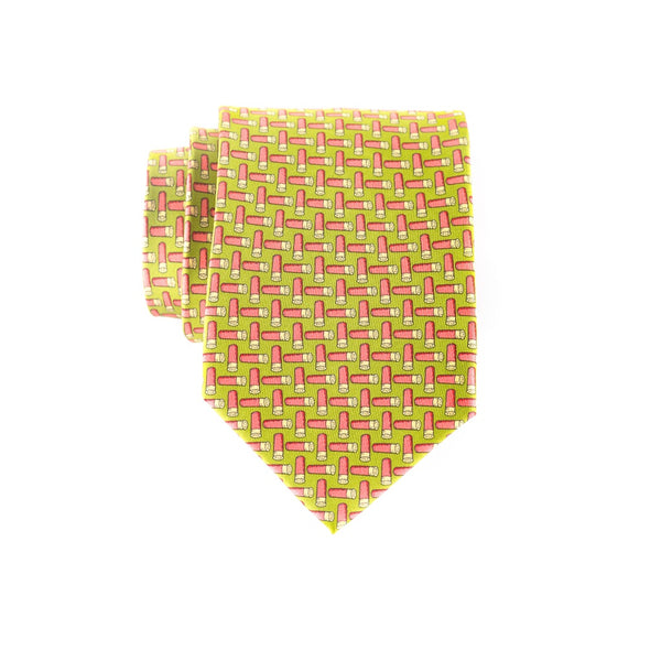 Shotgun Shells - Print Regular Tie