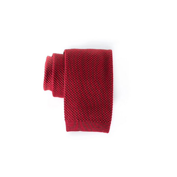 Solid - Knit Tie