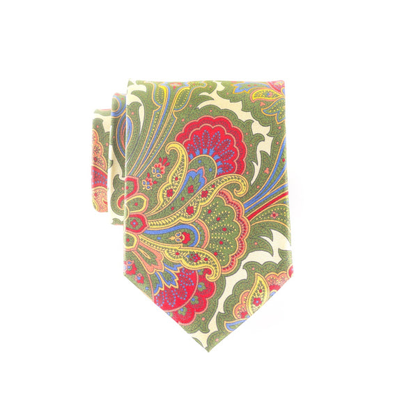 Sussex- Print Regular Tie