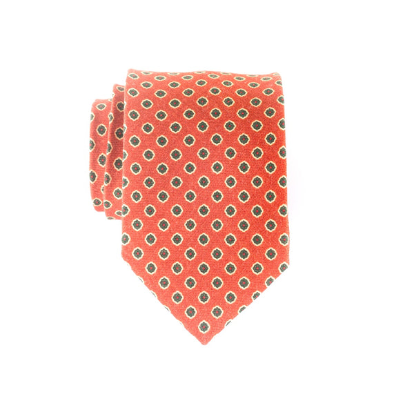 Tannenwood- Print Regular Tie