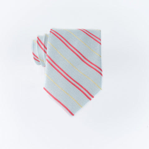 Anguilla- Woven Extra Long Tie