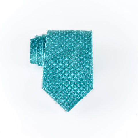 Anchor - Woven Regular Tie