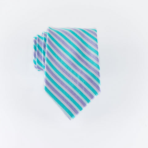 Belize - Woven Extra Long Tie