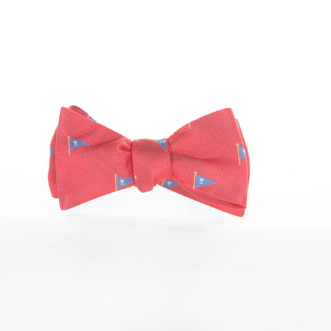 Cocktail Burgee - Woven Bow Tie
