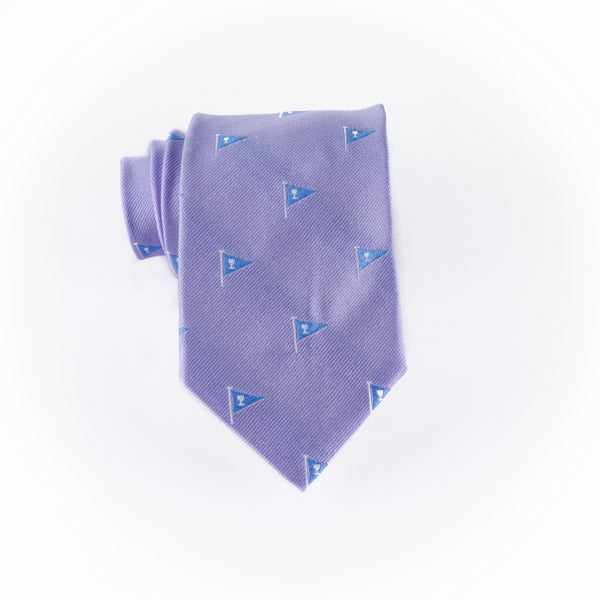 Cocktail Burgee - Woven Regular Tie
