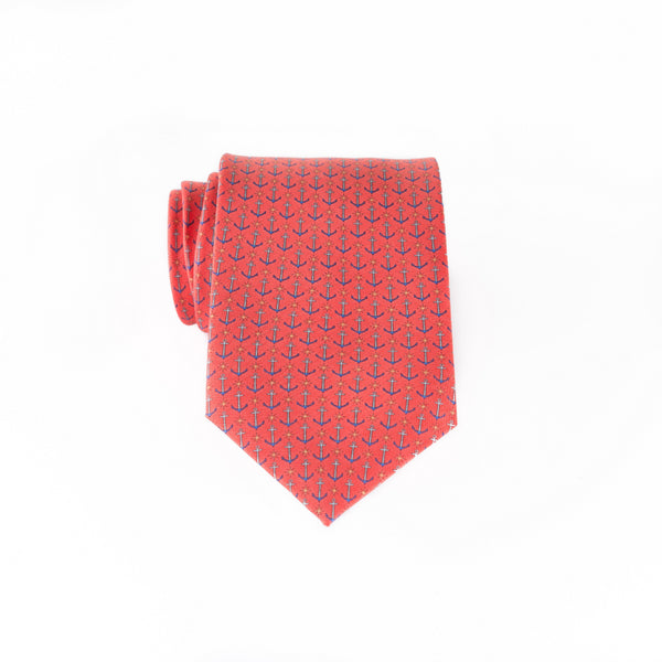 Compass Rose - Print Regular Tie