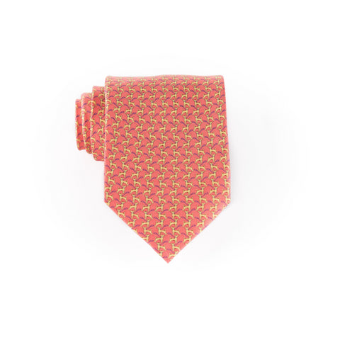 Dog Park - Print Extra Long Tie