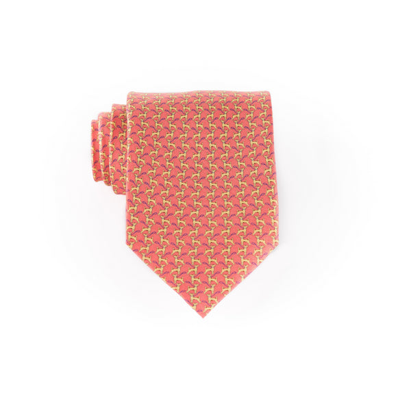 Dog Park - Print Regular Tie
