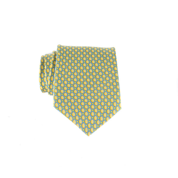Lemon Aid - Print Regular Tie