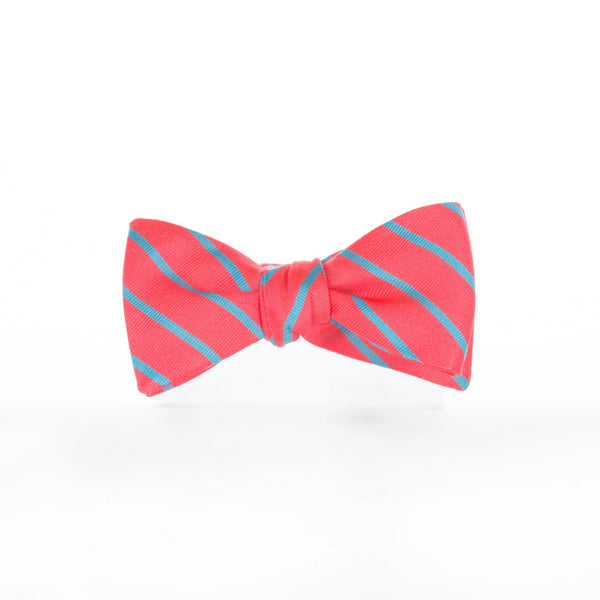 Parrot Cay - Woven Bow Tie