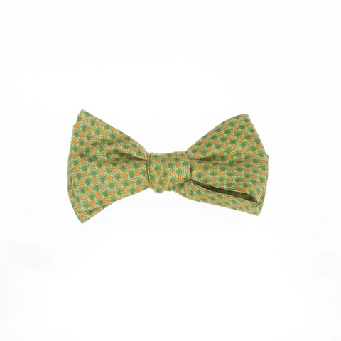 Pineapples - Print Bow Tie