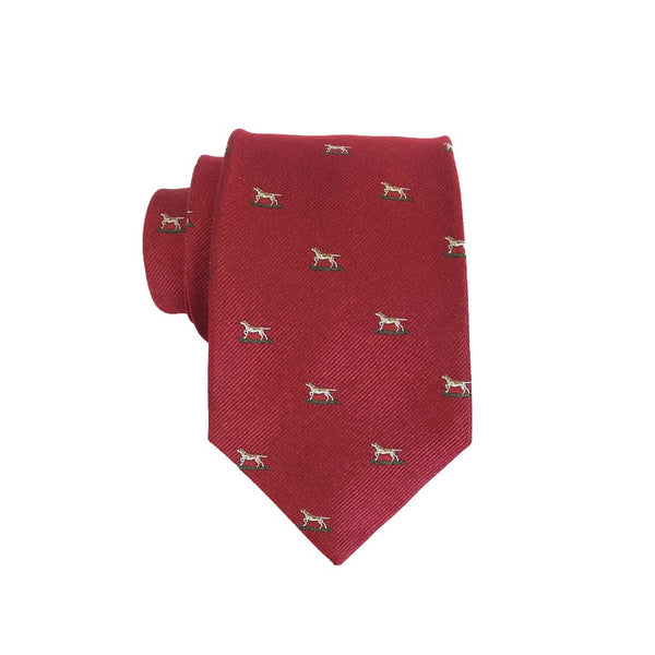 Fordham - Woven Extra Long Tie