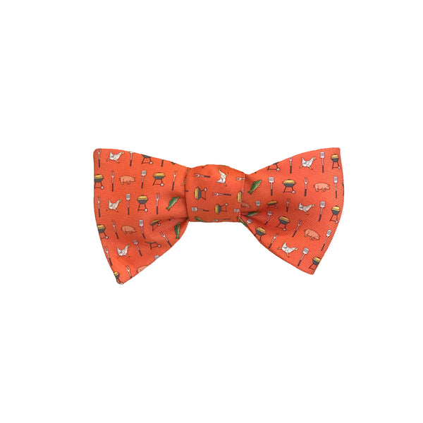 Grill Master - Print Bow Tie