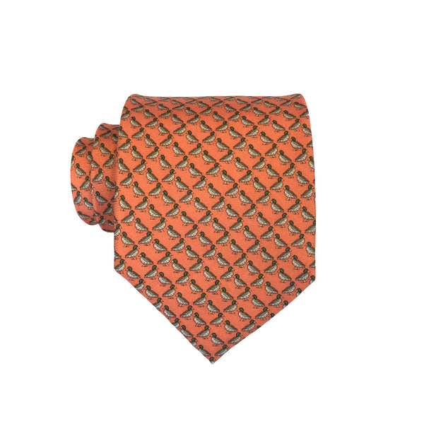 Mallards - Print Regular Tie