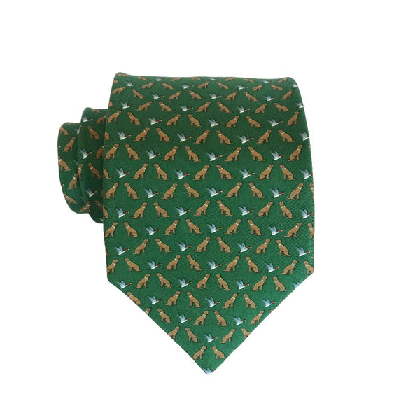 Patience - Print Extra Long Tie