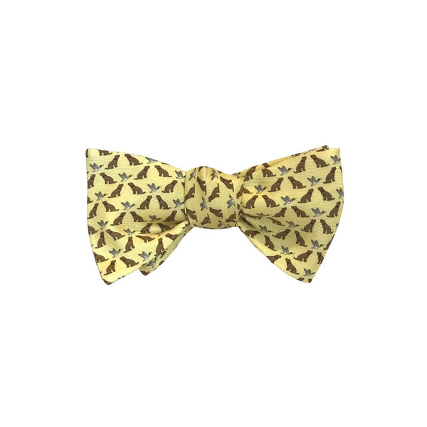 Patience - Print Bow Tie