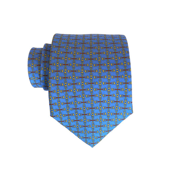 Shackle - Print Extra Long Tie
