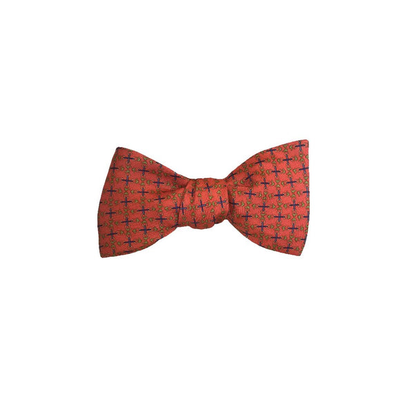Shackle - Print Bow Tie