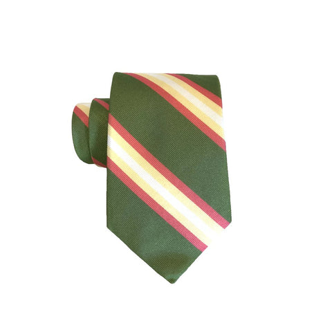 Woodberry - Woven Extra Long Tie
