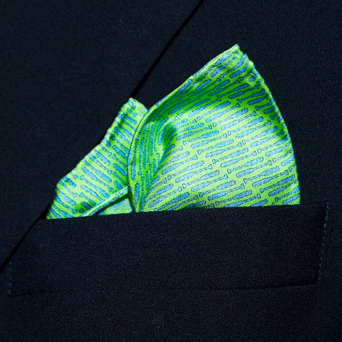 Oars - Pocket Square