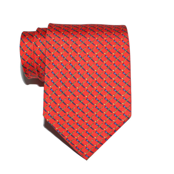 Screw Driver - Print Boys Tie