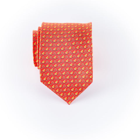 Chick Magnet- Print Regular Tie