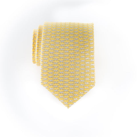 Hunters - Print Regular Tie