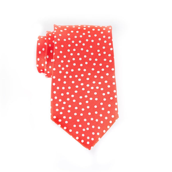 Snow - Print Regular Tie