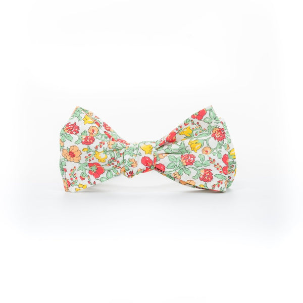 Liberty Prints 42 Yellow - Bow Tie