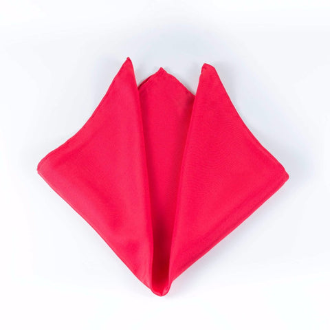 Solid Silk - Pocket Square