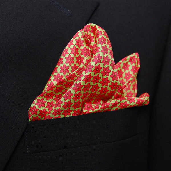 Garden - Pocket Square