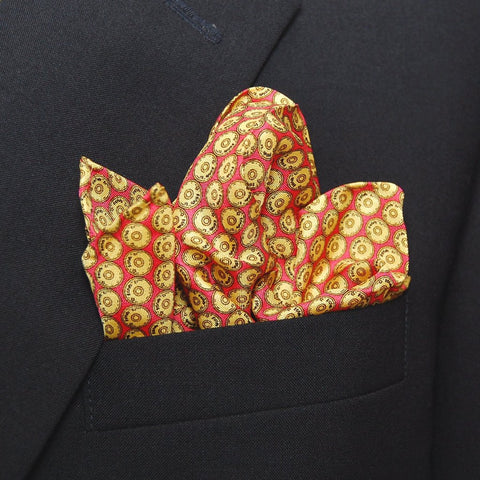 Twelve Gauge - Pocket Square